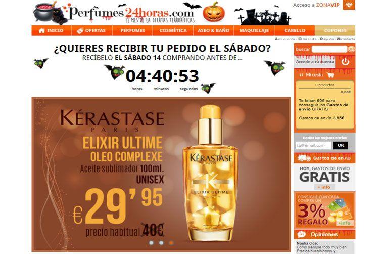 perfumes 24 horas españa